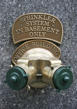 Excellent insurance programs for Fire Sprinkler Contractors